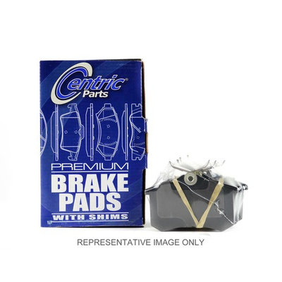 Centric Brake Pad Set, #301-09950