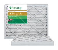 AFB Gold MERV 11 17.5x23.5x1 Pleated AC Furnace Air Filter. Filters. 100% produced in the USA. (Pack of 4)