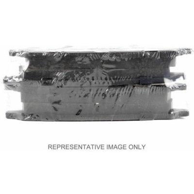 Centric Brake Pad Set, #100-09260