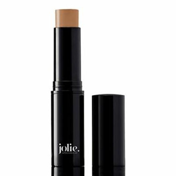 Jolie Creme Foundation Stick Full Coverage Makeup Base SPF 8 (Fawn)