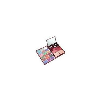 Cameleon Other - Makeup Kit G0139-2 : 18X Eyeshadow, 2X Blusher, 2X Pressed Powder, 4X Lipgloss For Women
