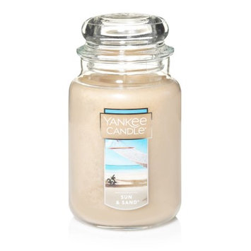 Newell Brands Yankee Candle Large Jar Candle, Sun and Sand