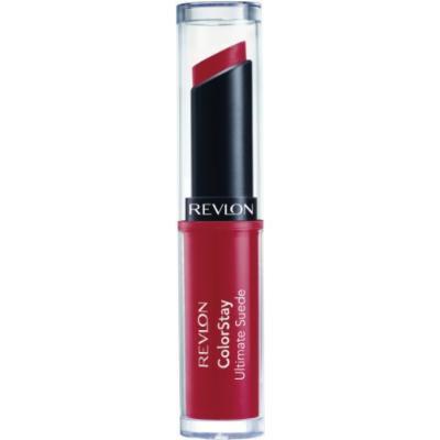 Revlon Colorstay Ultimate Suede Lipstick, Catwalk, 0.09 Ounce