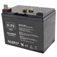 SPS Brand 12V 35Ah Replacement battery for ActiveCare Catalina P22 Wheelchair