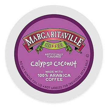 36-Count Margaritaville Calypso Coconut Flavored Coffee for Single Serve Coffee Makers [Calypso Coconut]