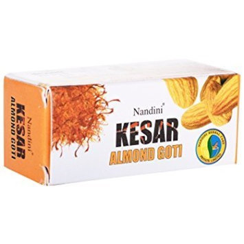 Nandini Kesar Almond Goti Super Skin Whitening Soap 25gm