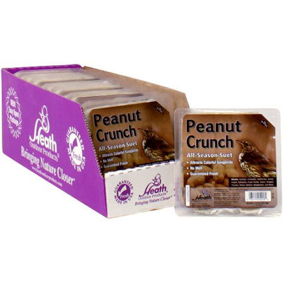 Heath Outdoor Products Peanut Crunch Suet