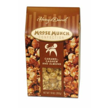 Harry & David Moose Munch Totally Caramel - pack of 3