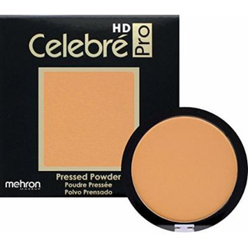 Mehron Makeup Celebre Pro-HD Pressed Powder Face & Body Makeup (.35 oz) (MEDIUM 1)