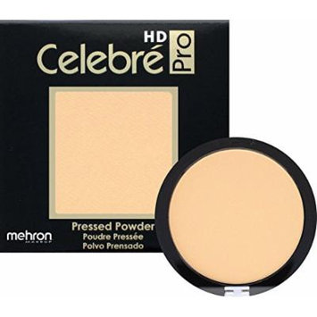 Mehron Makeup Celebre Pro-HD Pressed Powder Face & Body Makeup (.35 oz) (LIGHT 1)