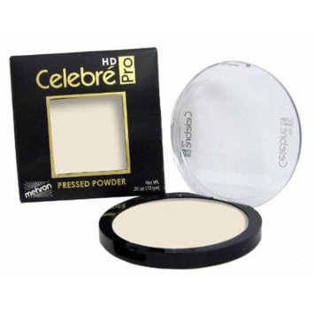 Mehron Makeup Celebre Pro-HD Pressed Powder Face & Body Makeup (.35 oz) (EURASIA IVORY)