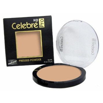 Mehron Makeup Celebre Pro-HD Pressed Powder Face & Body Makeup (.35 oz) (MEDIUM 4)