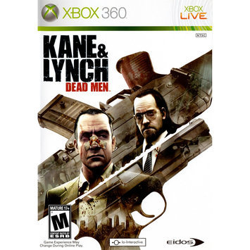 Kane & Lynch: Dead Men Xbox 360 Game Eidos