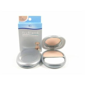 Cover Girl TruBlend Powder Foundation #410 Classic Ivory SPF15 Sunscreen Protection