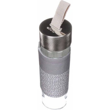 Leapfrog Ello Este BPA-Free Glass Water Bottle with Lid, 20 oz