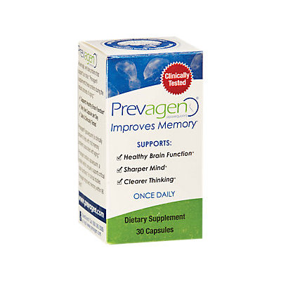 Prevagen by Quincy Bioscience - 30 Capsules