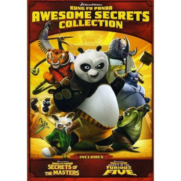 Paramount Home Video Paramount Kung Fu Panda-awesome Secrets Collection [dvd]