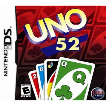 Jack Of All Games Uno 52 (Nintendo DS)