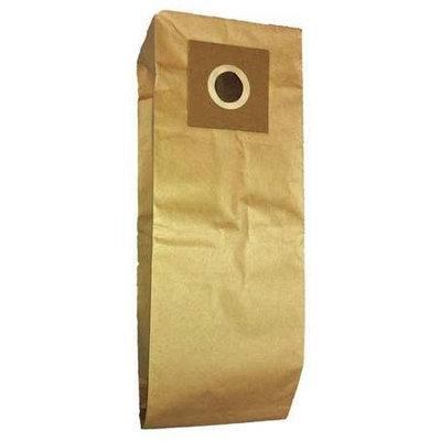 DAYTON 41C212 Bag,21-1/2 In. L,Paper, PK10