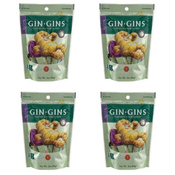 The Ginger People Gin Gins Original Chewy Ginger Candy 3 Ounce