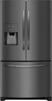 Frigidaire 26.9 Cu. Ft. French Door Refrigerator - Black Stainless