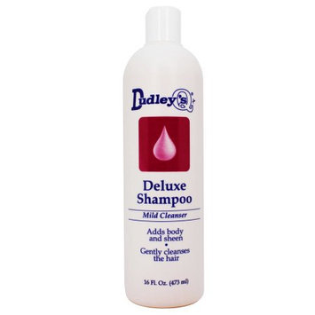 Deluxe Mild Cleanser Shampoo by Dudley's for Unisex - 16 oz Shampoo