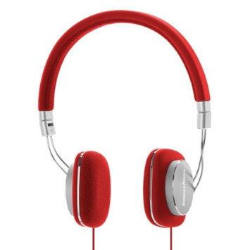 Bowers & Wilkins Bowers Amp Wilkins P3 Headphones Red Grey HEC0FWYO6-1612
