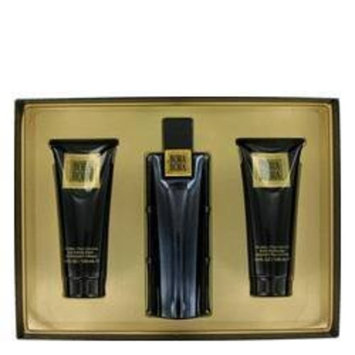 Bora Bora By Liz Claiborne Gift Set -- 3.4 Oz Cologne Spray + 3.4 Oz Body Moisturizer + 3.4 Oz Hair & Body Wash Men