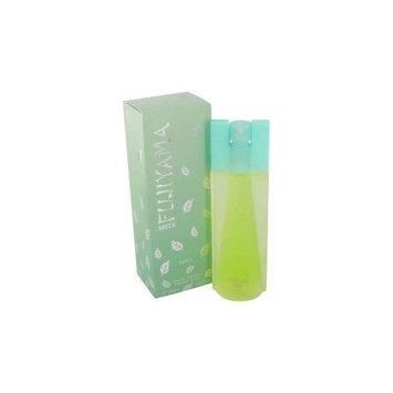 Fujiyama Green by Succes De Paris for Women - 3.4 Ounce EDT Spray