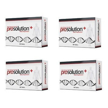 Leading Edge Health Prosolution Plus Male Penis Enlargement Pills Premature Ejaculation - 4 Month