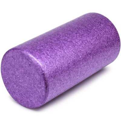 Yes4All High Quality EPP Foam Roller For Total Body Massage Therapy - Purple