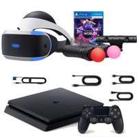 Sony PlayStation 4 1TB Core Console with PlayStation Virtual Reality Headset