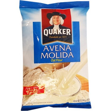 Quaker Ground Oats 10.9 oz - Avena Molida (Pack of 25)