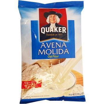 Quaker Ground Oats 10.9 oz - Avena Molida (Pack of 25)