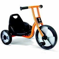 Childcraft EasyRider Tricycle, Orange