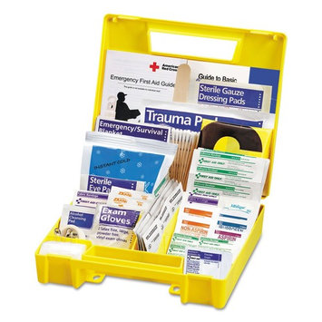 First Aid Only FAO340 Essentials First Aid Kit for 5 People 138 Pieces/Kit