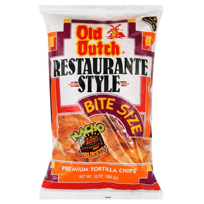 Restaurante Bite Size Nacho Tortilla Chips 13 oz