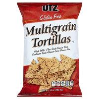 Utz Multigrain Tortilla Chips 10 oz