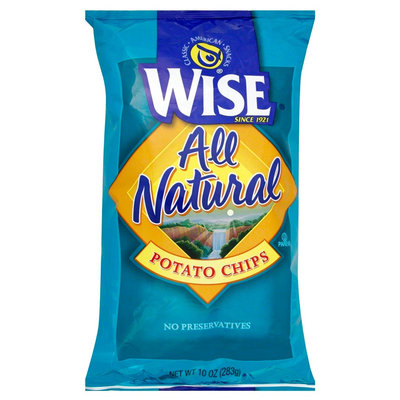 Wise Natural Potato Chips - 10oz