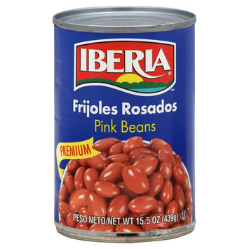 Iberia Pink Beans in Sauce with Herbs 15.5 oz