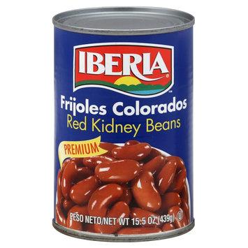 Iberia Frijoles Colrados Premium Red Kidney Beans 15.5 oz