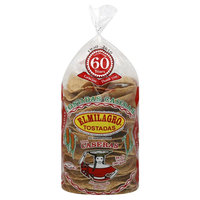 El Millagro Homestyle Tostados - 14 oz