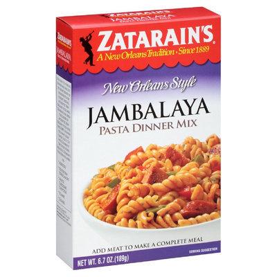 Zatarain's Zatarains 3254 8 Packs Jambalaya Pasta Dinner Mix Case Of 8