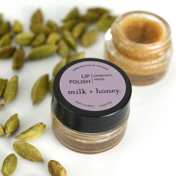 Milk + Honey, Lip Polish No 40, 0.4 Ounce [Vanilla & Cardamom]