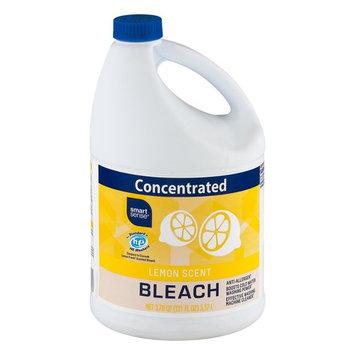 Smart Sense Concentrated Bleach Lemon Scent 3.78 QT