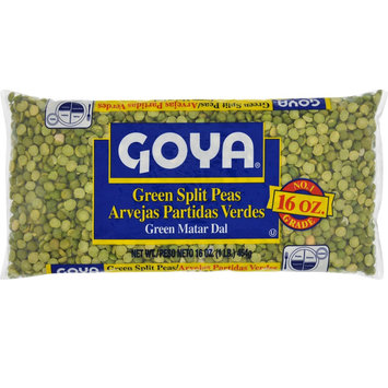 Goya® Green Split Peas