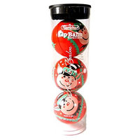 Holiday Twist and Pout Lip Balm Trio Tube-Elfy