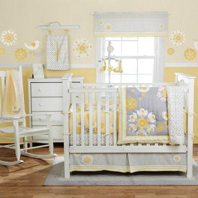 Bananafish® Sweet Sunshine 4-Piece Crib Bedding