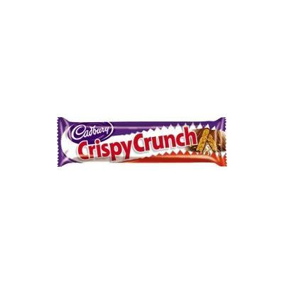 Crispy Crunch Chocolate BAR 24pk (48g Per Pack) Made in Canada