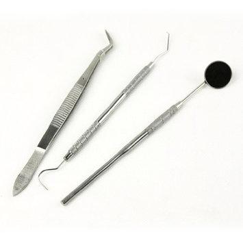 Basic Dental Instruments: Tweezer Pick and Mirror